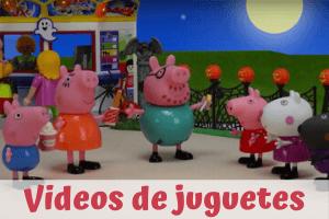 Videos de juguetes